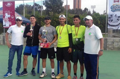 Todo listo para la segunda Copa IMER de Tenis de Campo