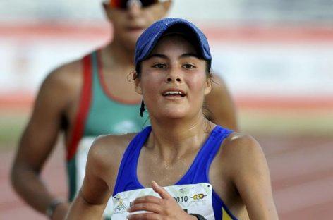 Sandra Galvis es la segunda colombiana que asegura cupo a Tokio 2020
