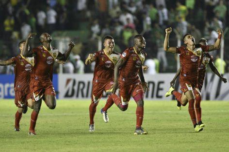 Los posibles rivales de Rionegro en la Copa Sudamericana