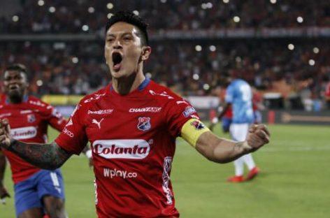 """""""Sería un orgullo representar a la Selección Colombia"""": Germán Ezequiel Cano"""
