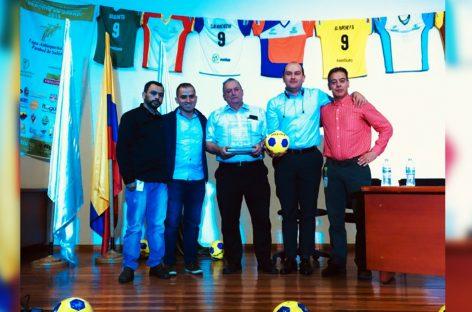 La Ceja, El Carmen y Granada participarán en la Copa Élite de Fútbol de Salón
