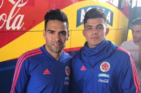 Futbolista de San Luis viajó a Europa para disputar el mundial sub 20