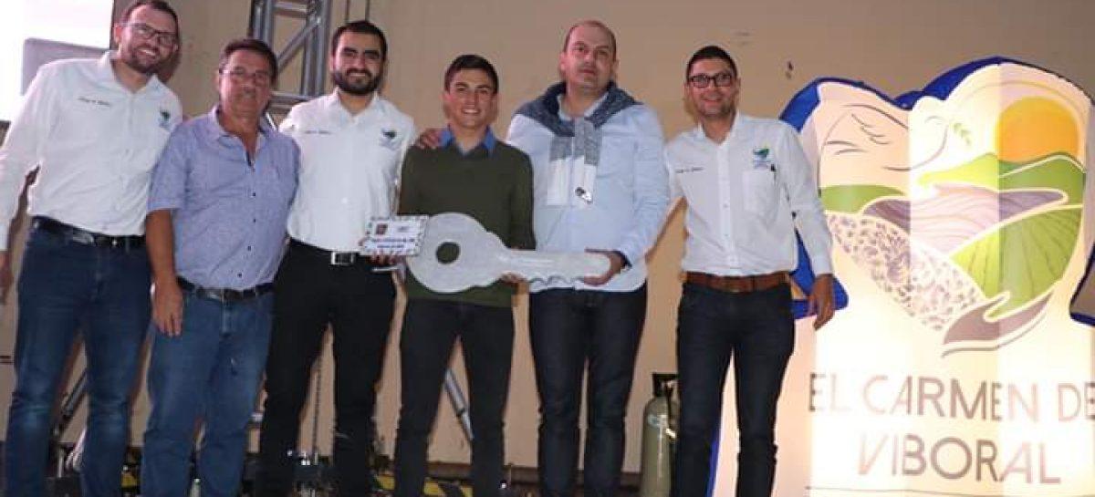 El Carmen de Viboral reconoció a los mejores deportistas del municipio