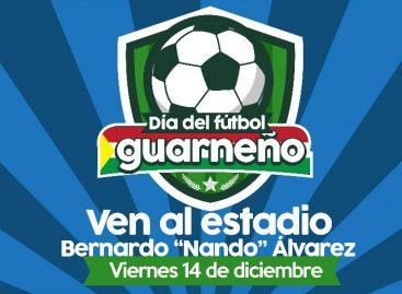 Reconocidos exfutbolistas colombianos participarán en el Día del Fútbol Guarneño