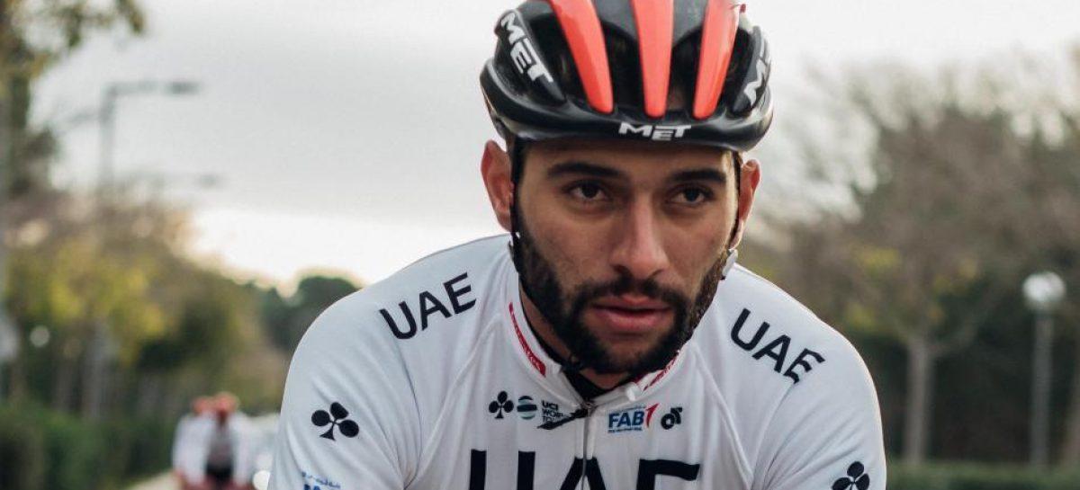 Fernando Gaviria ganó la primera etapa en la Vuelta a San Juan en Argentina