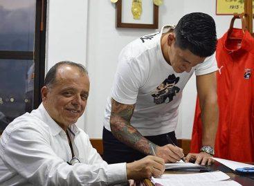 Tensa relación entre el granadino Raúl Giraldo y los hinchas del DIM