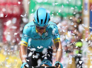 ¡En lo más alto! Miguel Ángel López se coronó campeón del Tour Colombia