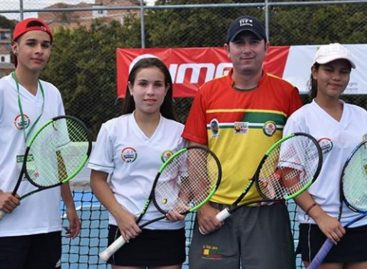 Deportistas y promotores de tenis del Oriente están nominados al premio Malla de Oro
