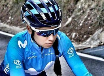 La cejeña Paula Patiño debutará con el Movistar Team en Bélgica