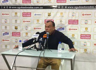 Jorge Luis Bernal dejará de ser el DT de Rionegro Águilas