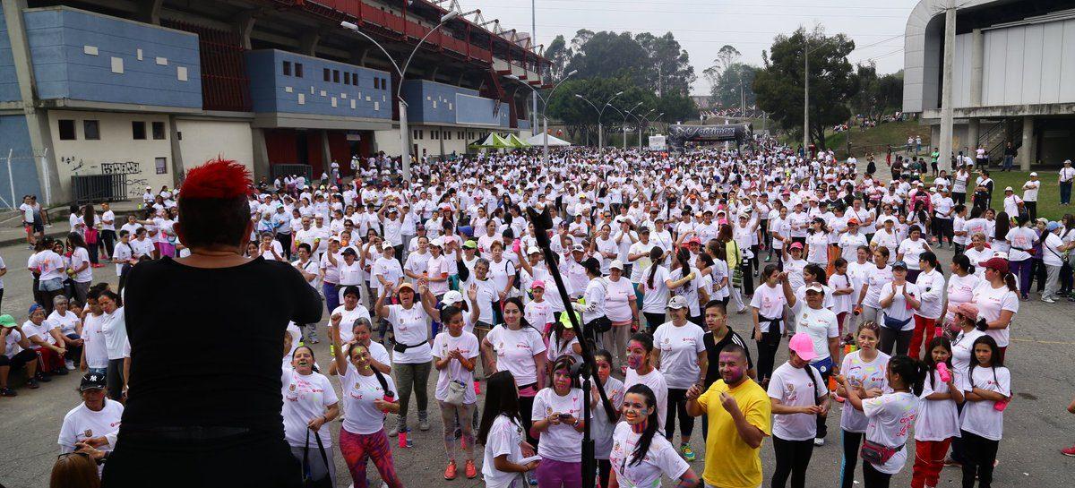 Todo listo para la Carrera por la Mujer en Rionegro