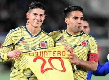 Así va la tabla de goleadores históricos de la Selección Colombia