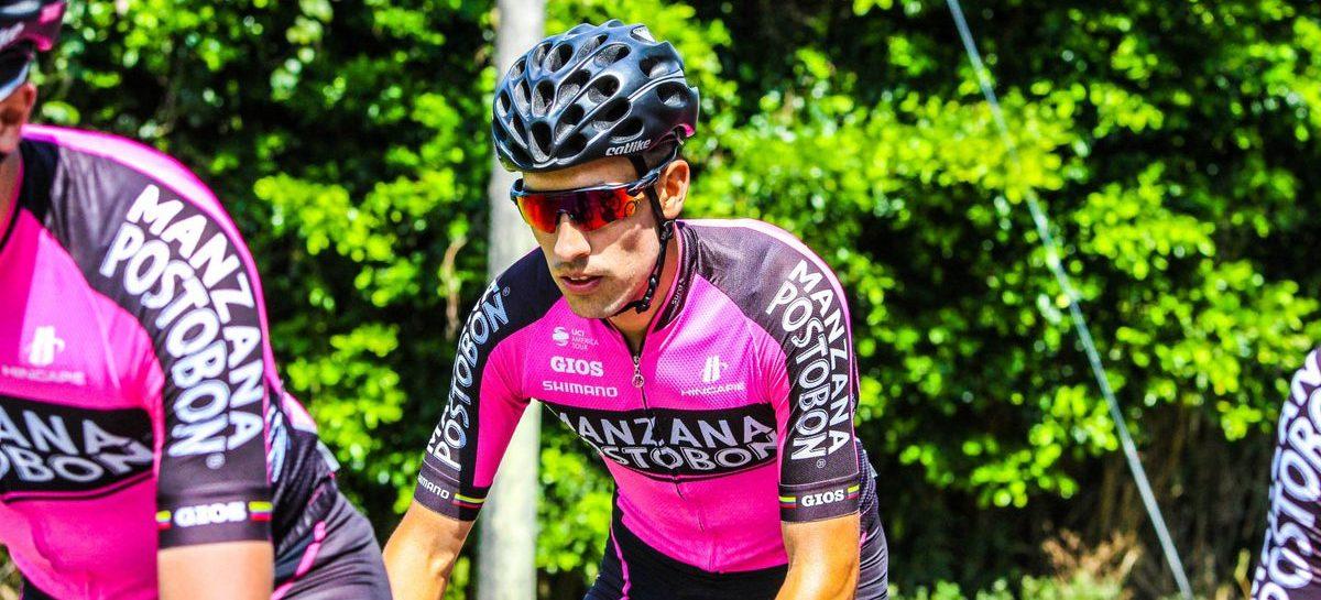 El guarceño Bernardo Suaza correrá el Tour de Taiwán
