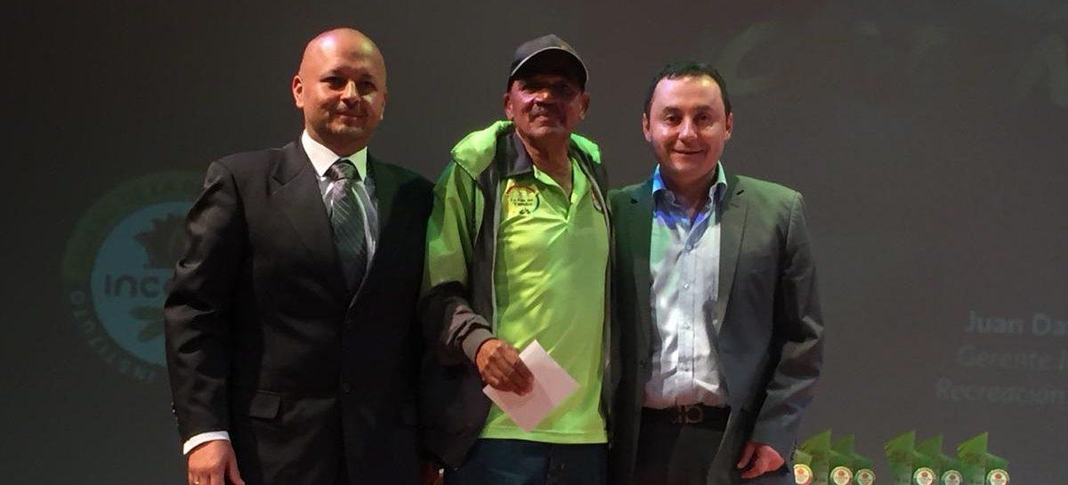 La Ceja se vistió de gala para homenajear a sus deportistas