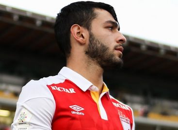 Nicolás Gil, el futbolista de Guarne que se consolidó en Independiente Santa Fe