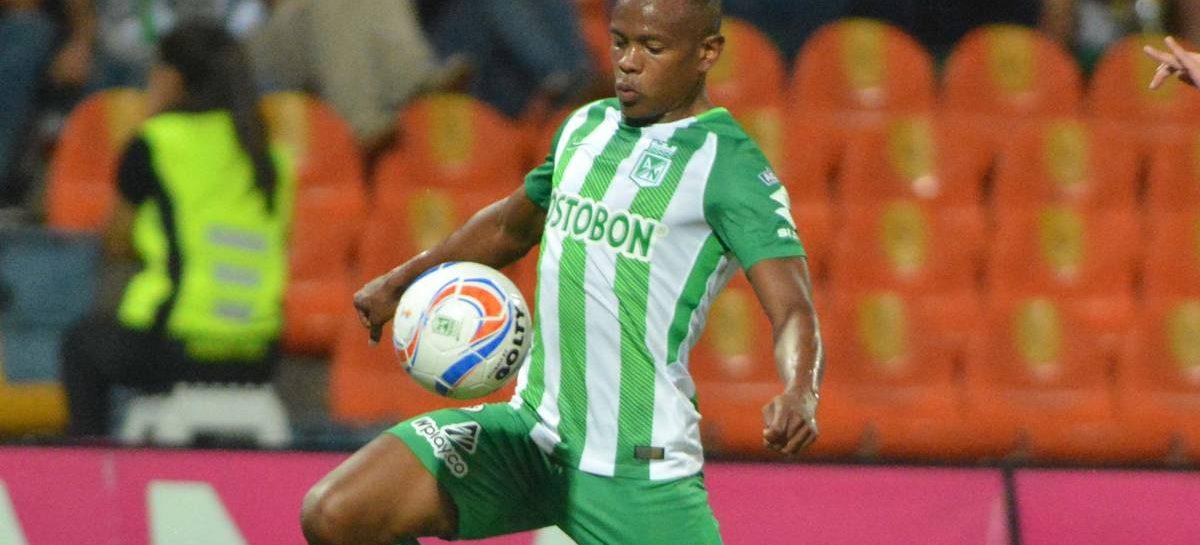 Yerson Candelo, apartado de Atlético Nacional por supuestos actos de indisciplina