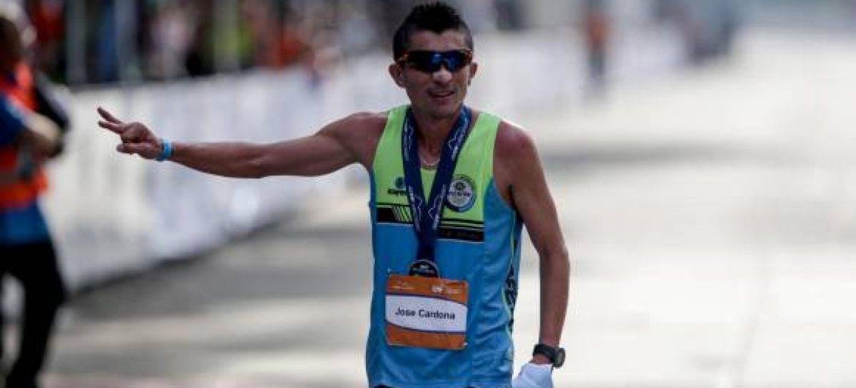 El cejeño José David Cardona disputará la carrera más rápida de Chile