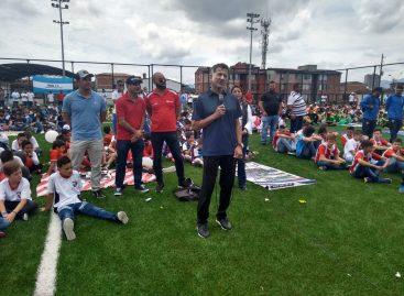200 equipos del Oriente disputarán el Torneo de Fútbol del IMER