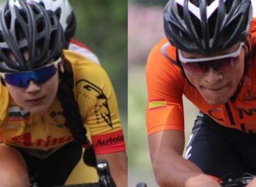 Ciclistas de El Carmen y San Carlos, campeones en el Departamental de Ruta