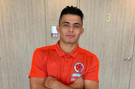 Futbolista del Oriente fue convocado a la Selección Colombia sub 20
