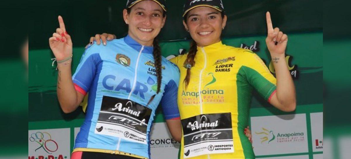 Lina Marcela Hernández ganó la primera etapa en la Clásica de Anapoima