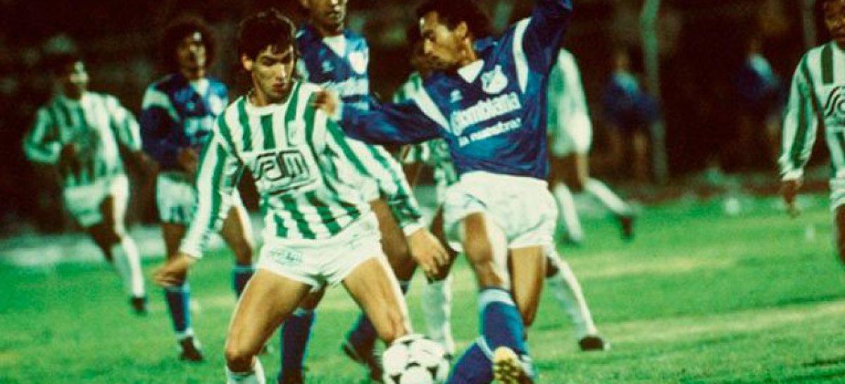 Así fue el último partido de Andrés Escobar con Atlético Nacional