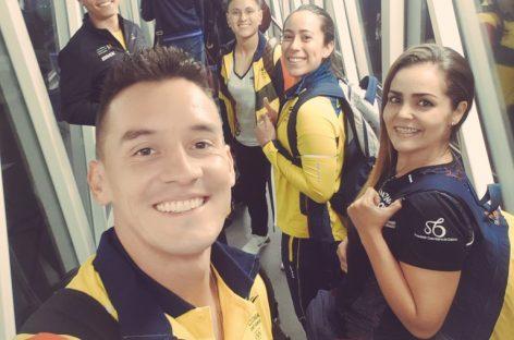 Integrantes de la Selección Colombia de BMX fueron retenidos en Argentina