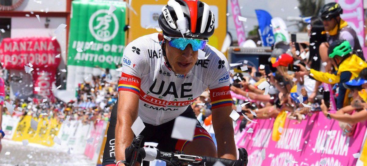 Sergio Luis Henao correrá la Flecha Valona en Bélgica