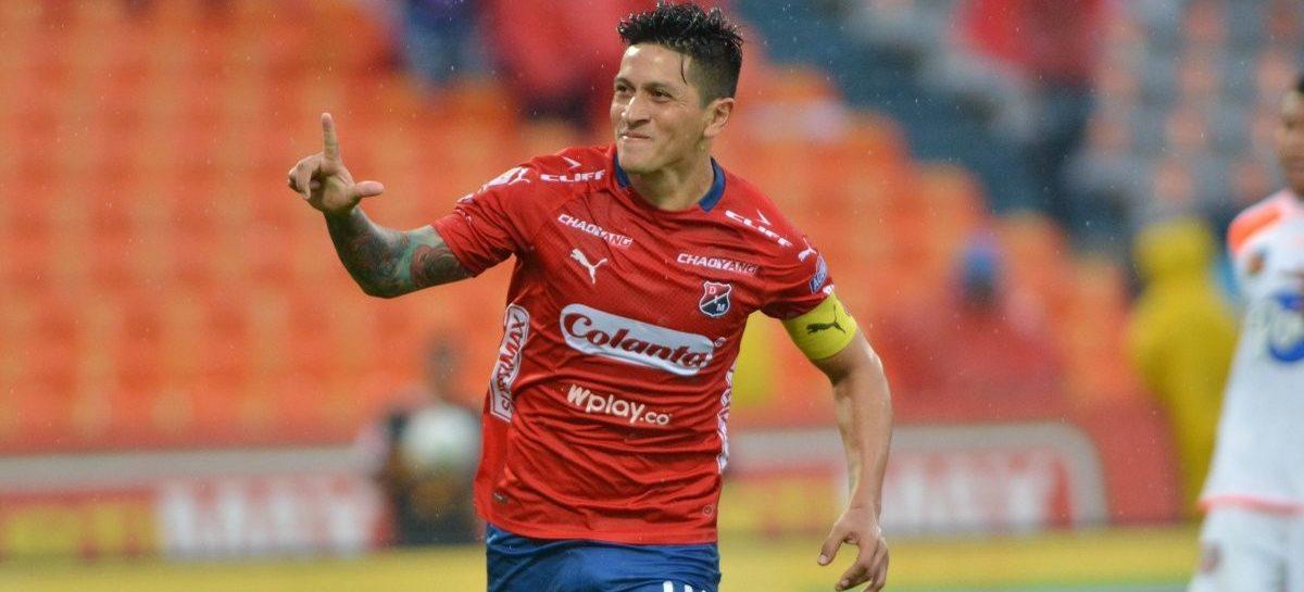 Germán Ezequiel Cano es el segundo goleador del mundo