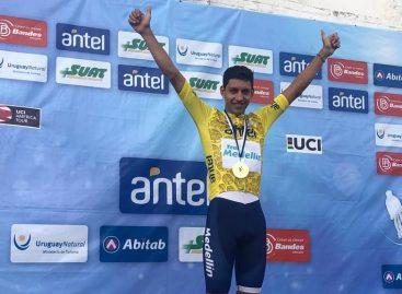 El carmelitano Walter Vargas ganó la CRI en la Vuelta a Uruguay