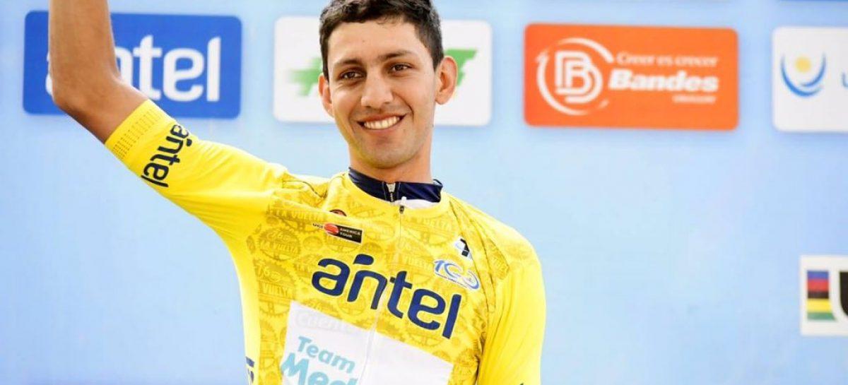 Walter Vargas se coronó campeón de la Vuelta a Uruguay