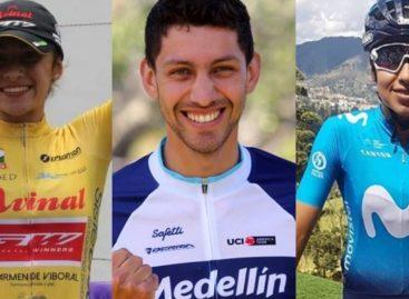 Tres ciclistas del Oriente representarán a Colombia en el Panamericano de ruta