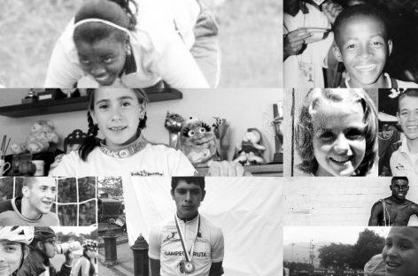 10 grandes deportistas antioqueños cuando eran niños