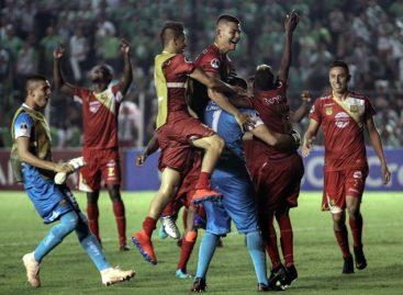 Rionegro clasificó a la siguiente fase de la Copa Sudamericana