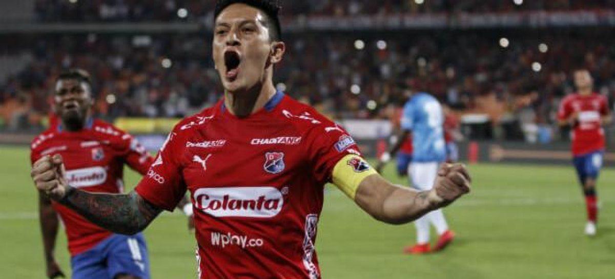«Sería un orgullo representar a la Selección Colombia»: Germán Ezequiel Cano