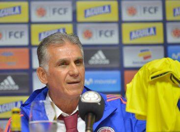 Estos son los convocados de la Selección Colombia para la Copa América
