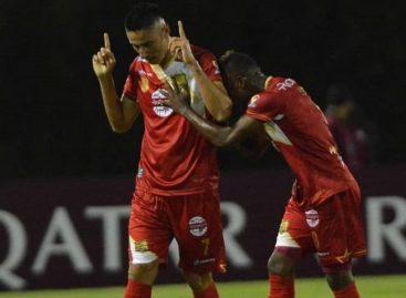 Rionegro derrotó a un gigante del continente en la Copa Sudamericana