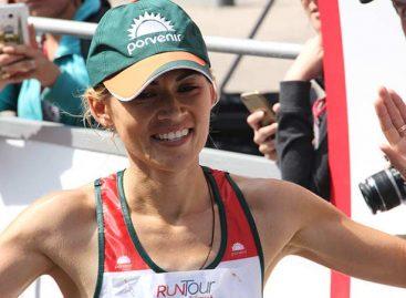 Carolina Tabares impuso nuevo récord nacional de 10.000 metros