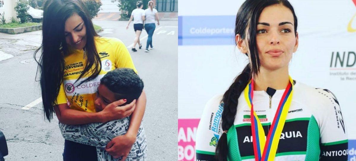 Estefanía Herrera, una mamá ganadora