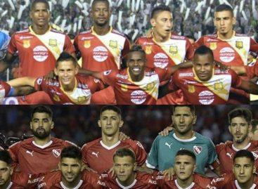 Independiente de Avellaneda será el rival de Rionegro en la Sudamericana