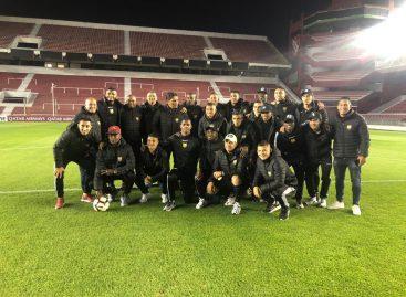 Rionegro quiere hacer historia en el estadio Libertadores de América