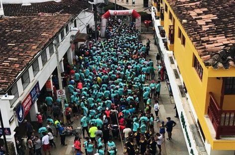 ¡Todo listo! Faltan solo cuatro días para la Media Maratón Internacional de Rionegro