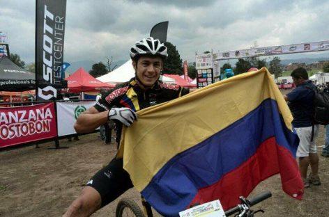 Fabio Castañeda fue suspendido provisionalmente por dopaje