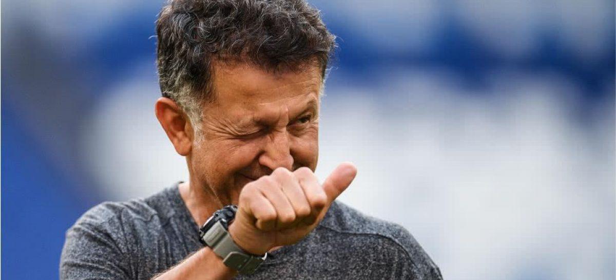 Juan Carlos Osorio es el nuevo entrenador de Atlético Nacional