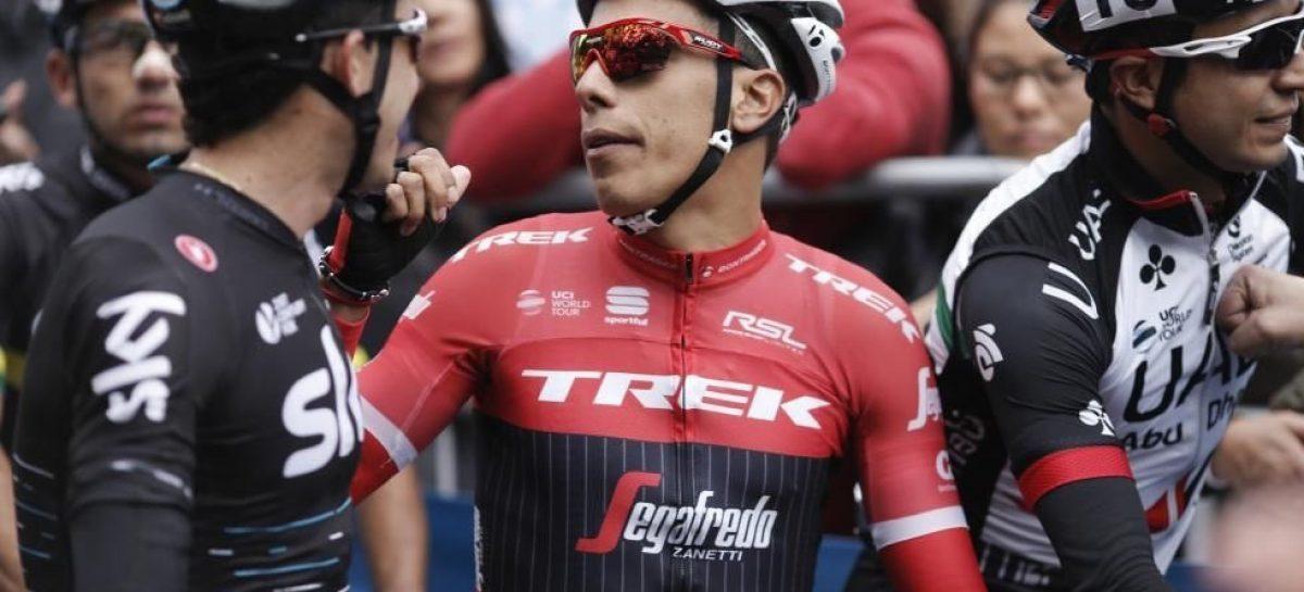 Járlinson Pantano se retiró del ciclismo profesional tras sanción de la UCI
