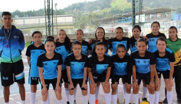 La Selección Femenina de Guarne se alista para disputar la Montesilvano Futsal Club