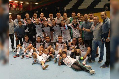 Rionegro suma dos victorias en el inicio de la Liga Nacional de Futsal