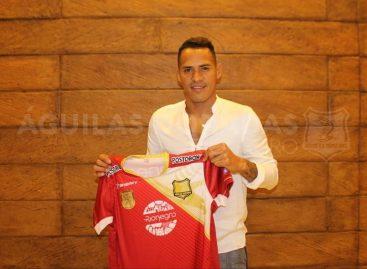 Aldo Leao Ramírez es nuevo jugador de Rionegro