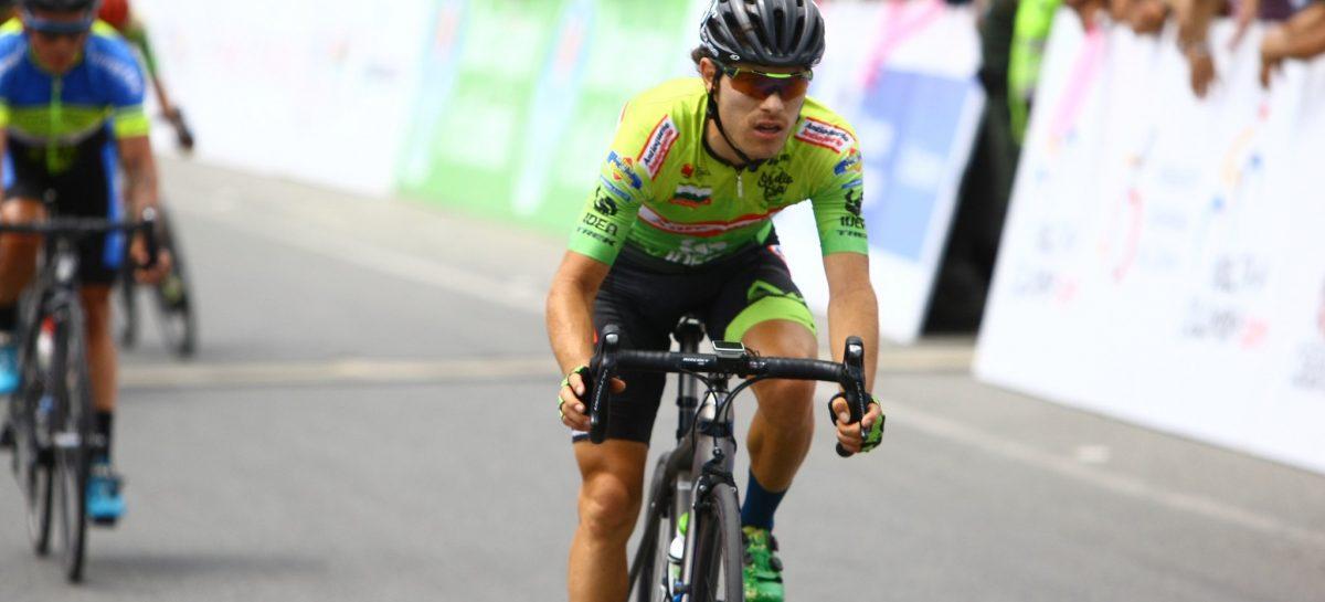 José Tito Hernández es el nuevo líder de la Vuelta a Colombia