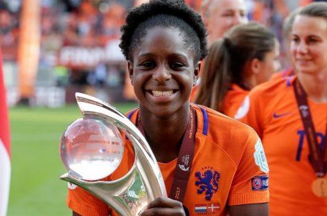 Liza van der Most, la colombiana que juega el mundial femenino con Holanda